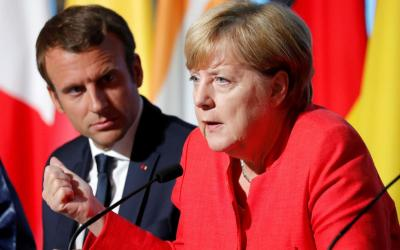 """ألمحور الفرنسي الألماني : سد الثغرات في الأمن و ألدفاع ما بعد """"البريكست"""""""