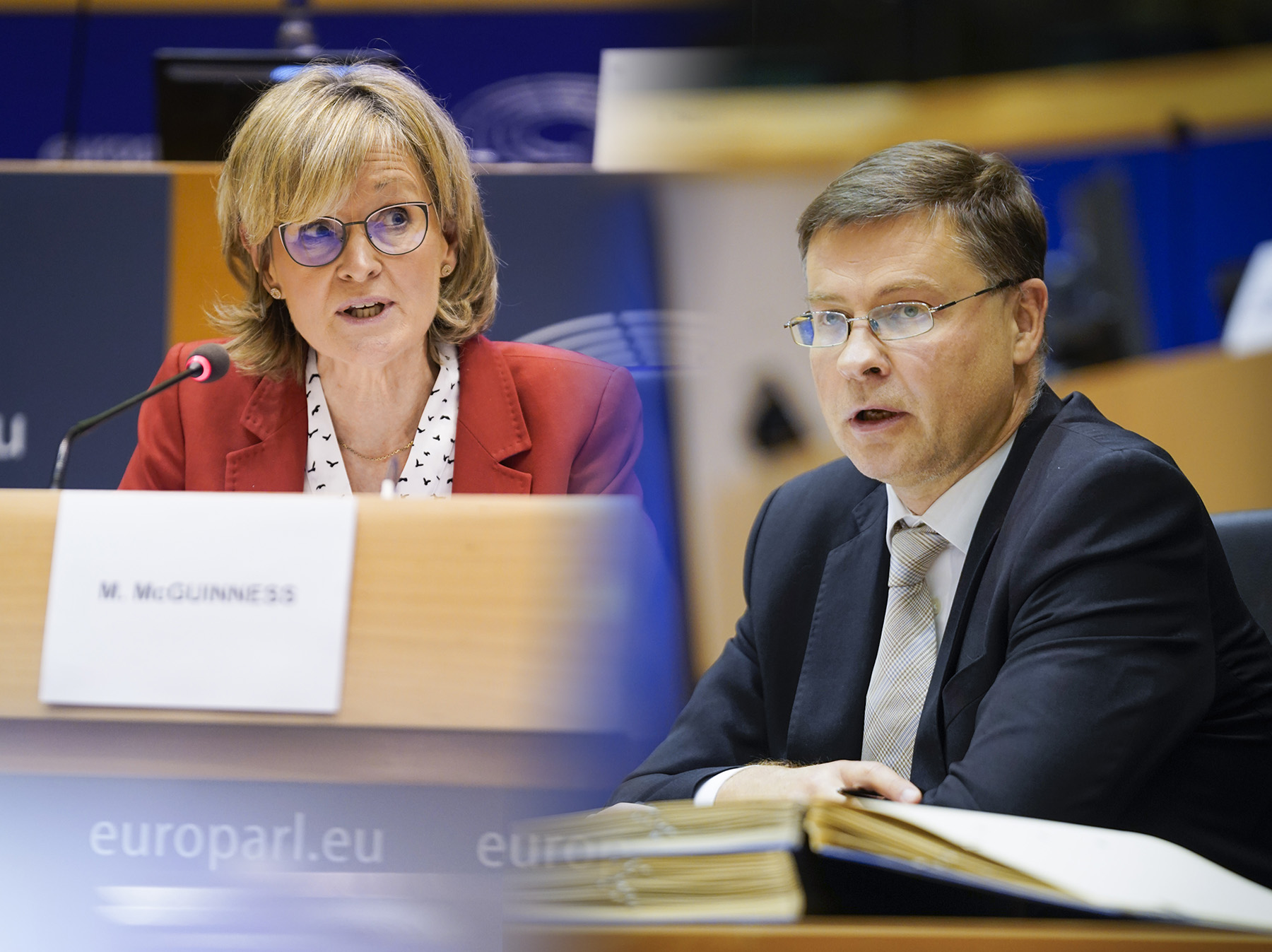 MEPs approve changes in the European Commission | News | European Parliament