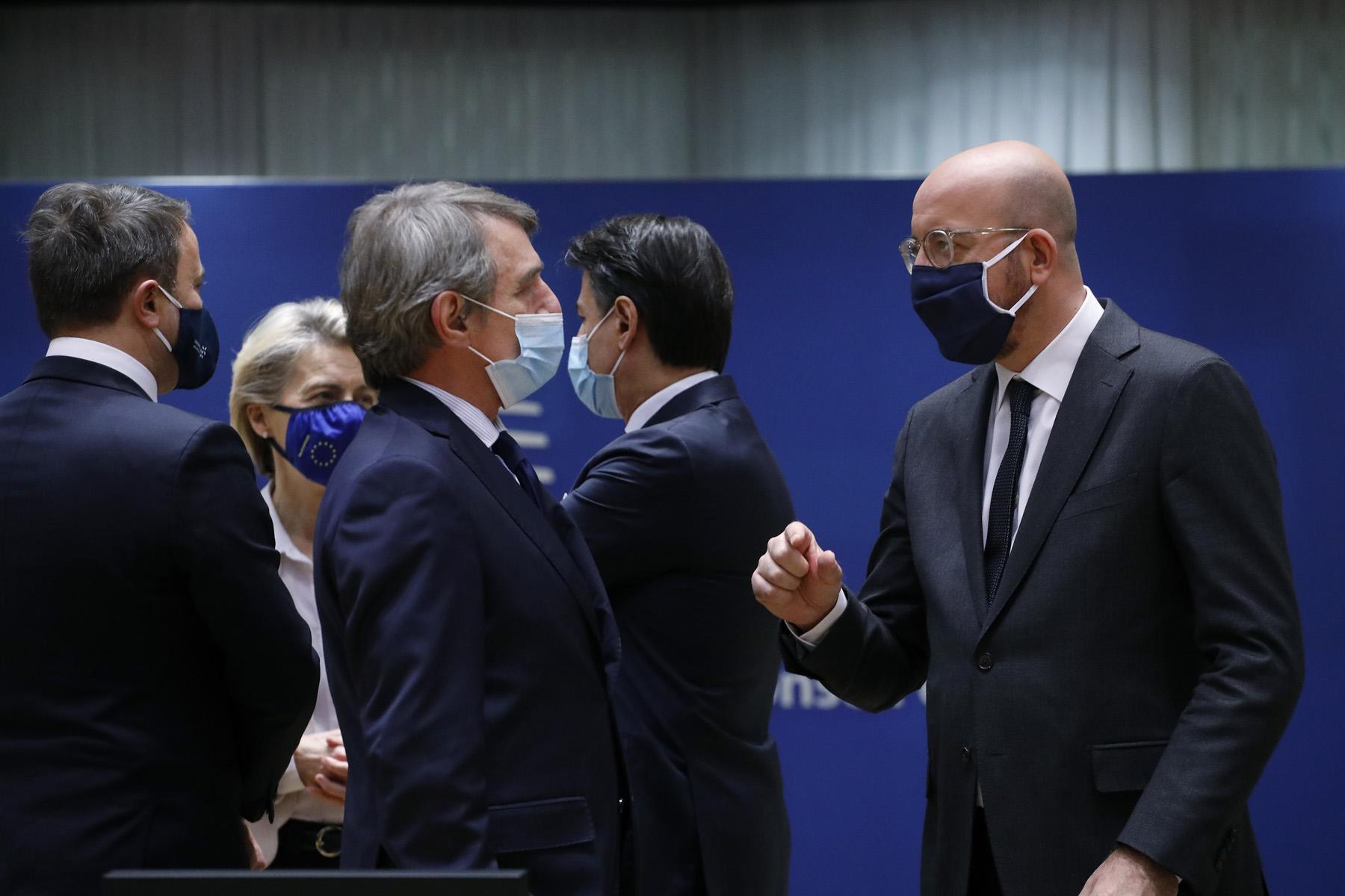 Sassoli: It is time to make agreement on EU budget final | News | European Parliament