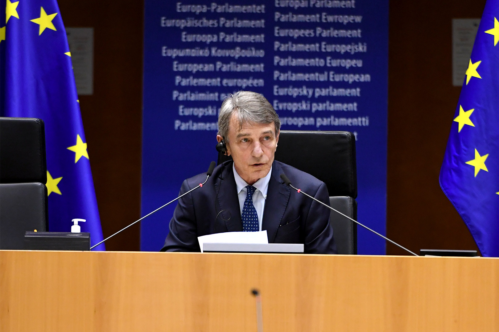 Opening - February plenary session | News | European Parliament