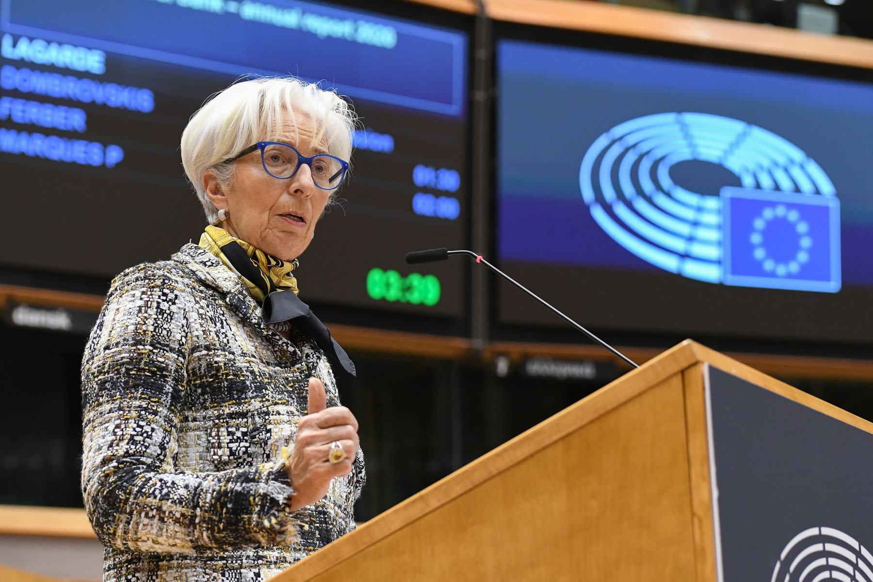 MEPs call on ECB to prepare for looming economic difficulties   News   European Parliament