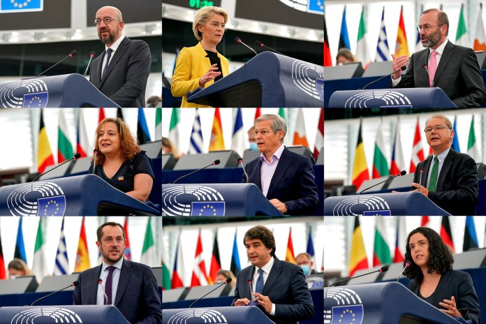 MEPs call for the protection of fundamental values in the EU and worldwide   News   European Parliament