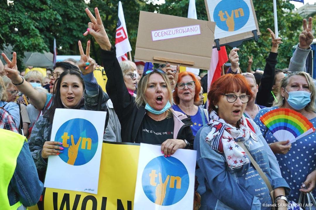 Polonia: stop ad attacchi alla libertà dei media e ordine giuridico dell'UE