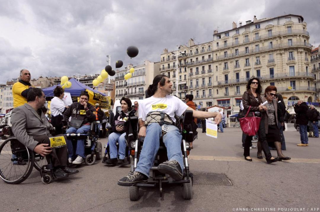 Una Carta europea della disabilità per facilitare la libertà di movimento