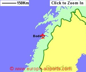 Bodo Airport Norway BOO Guide amp Flights