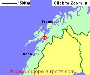 HarstadNarvik Airport Norway EVE Guide amp Flights