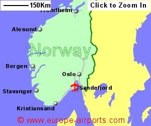 Sandefjord Torp Airport Norway TRF Guide amp Flights