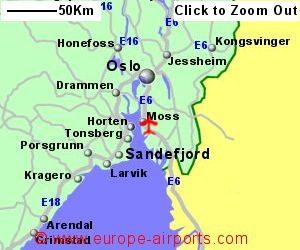 Rygge Moss Airport Norway RYG Guide amp Flights