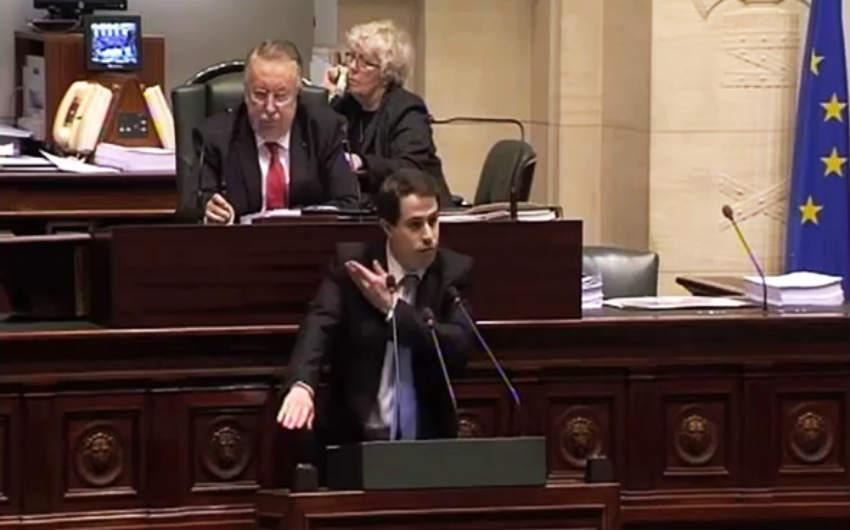 Le député belge antisémite Laurent Louis sera financé par l'Iran… comme ses amis Soral et Dieudonné !