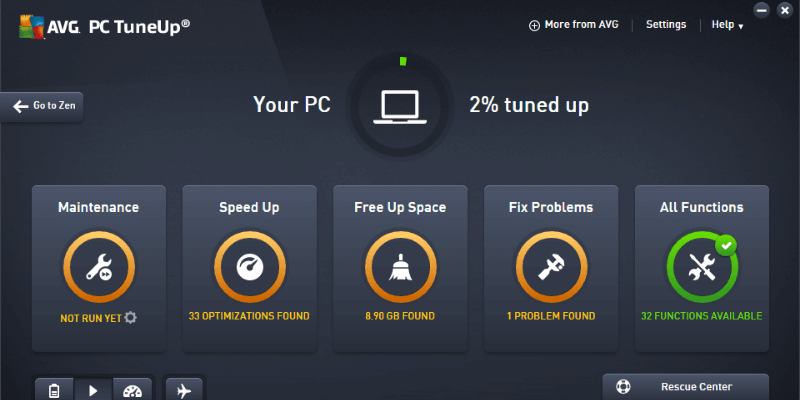AVG PC TuneUp 21.1.2404 Crack+ With Product Key [Latest]