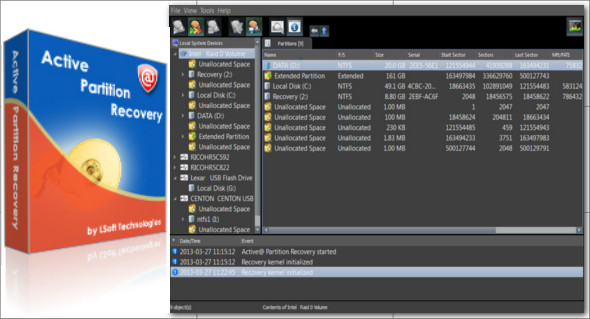 Active Partition Recovery 21.0.1 Crack With License Key [Latest]