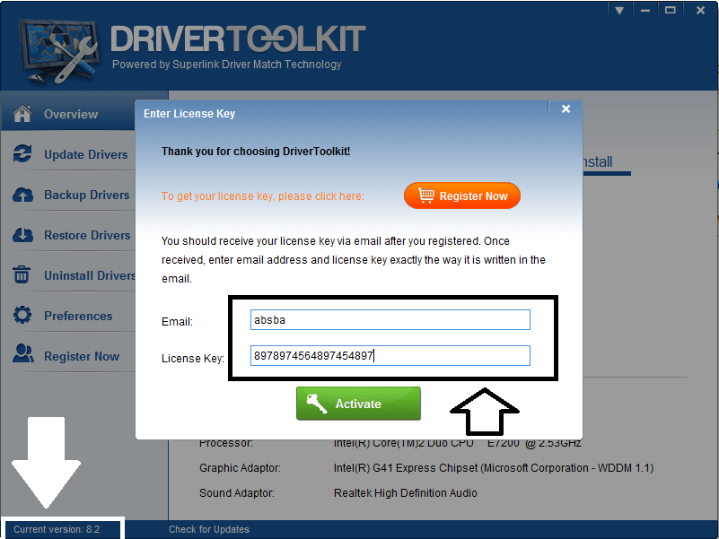 Driver Toolkit 8.9 Crack 2021 With License Key Free Download [Original]