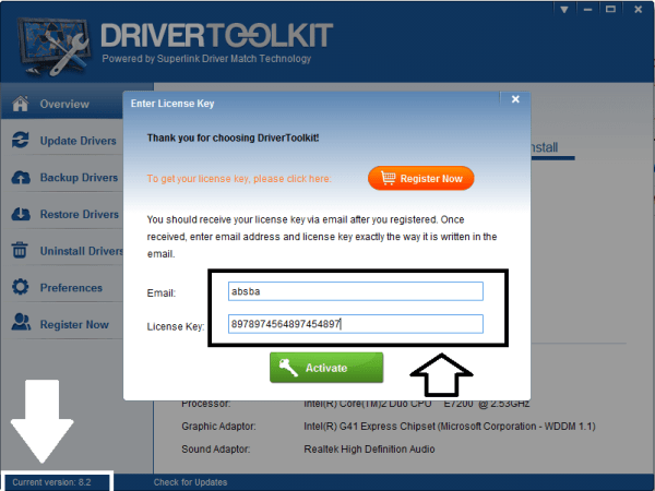 Driver Toolkit 8.6.0.1 Crack 2021 With License Key Free Download [Original]