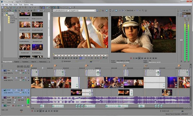 Sony Vegas Pro 18.0.0.334 Crack With Torrent + Serial Number Free [Latest]