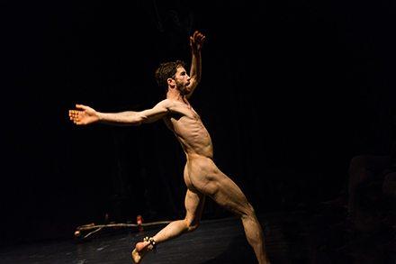 Simon Mayer tanzt SunBengSitting