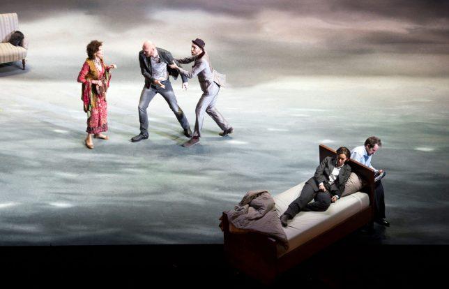 Peter Grimes im Theater an der Wien (c) Monika Rittershaus