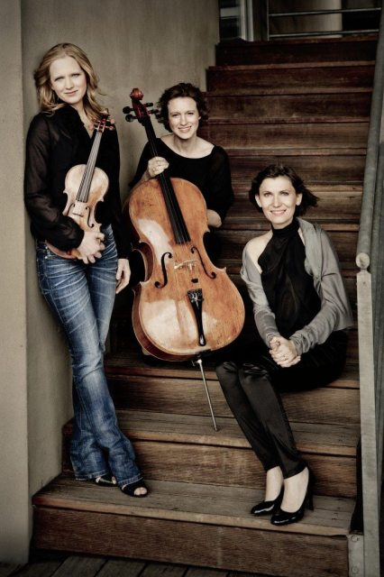 Boulanger-Trio (c) Irene Zandel
