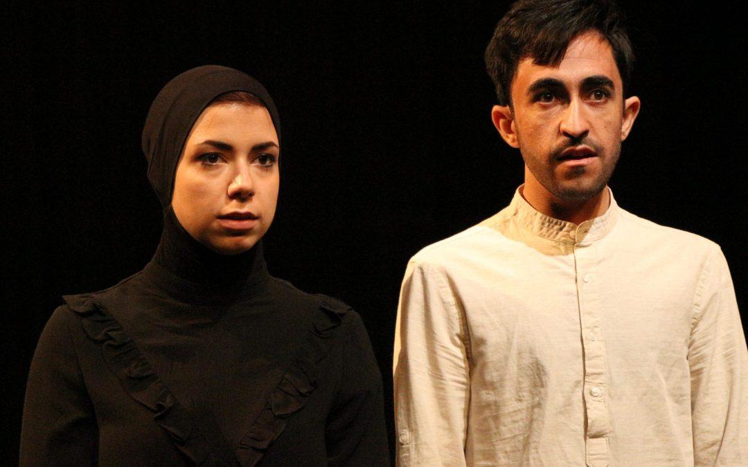 Menschliches unter dem schwarzen Jilbab