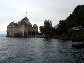 Chateau de Chillon Castle, Switzerland
