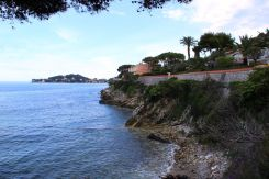 Promenade on Cap Ferrat