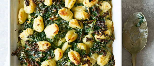 Vegetarian-Gnocchi-with-Kale-and-Dolcelatte