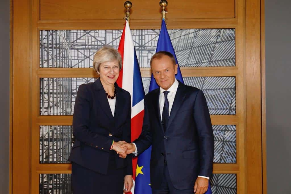 Brexit Deal Still Possible, May Tells EU Leaders in 'Goodwill' Speech