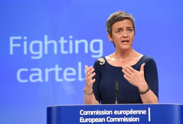 EU Slaps EUR 1.5 Billion Fine on Google for Blocking Rivals through AdSense for Search