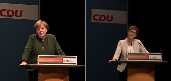 Merkel Favors EU Aircraft Carrier, UN Security Council Seat as per AKK's Plan