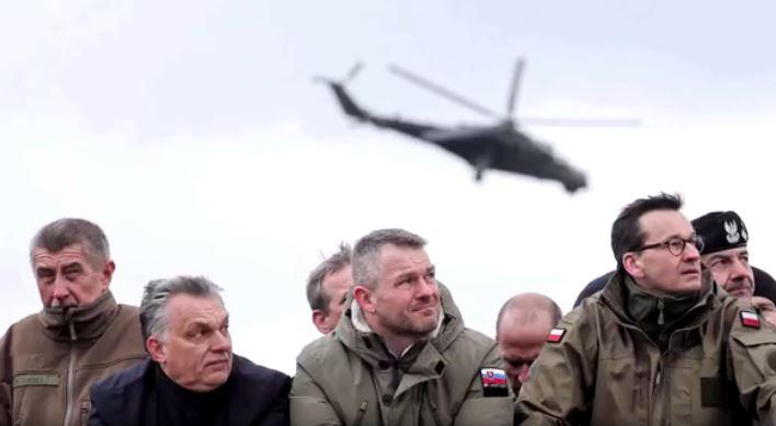 Poland, Czech Republic, Hungary Start Celebrating 20 Years since Joining NATO