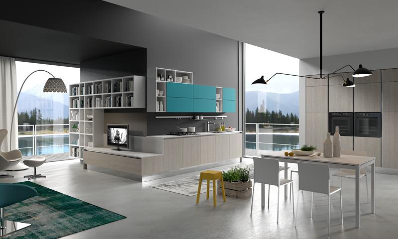 Modern Kitchen Cabinets  Bijou  European Cabinets