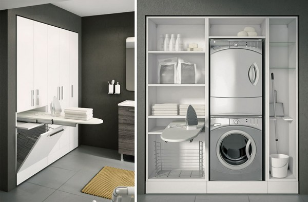 design ideas for laundry room cabinets