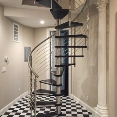 Composite Countertops Kitchen Comfort Mat Spiral Stairs | European Cabinets & Design Studios
