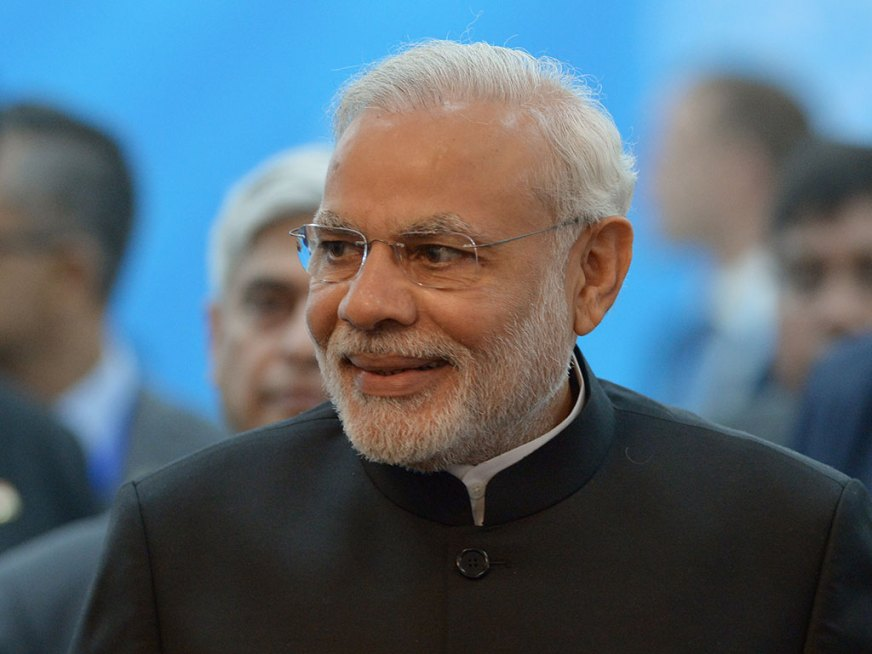 Indian prime minister courts Silicon Valley – European CEO