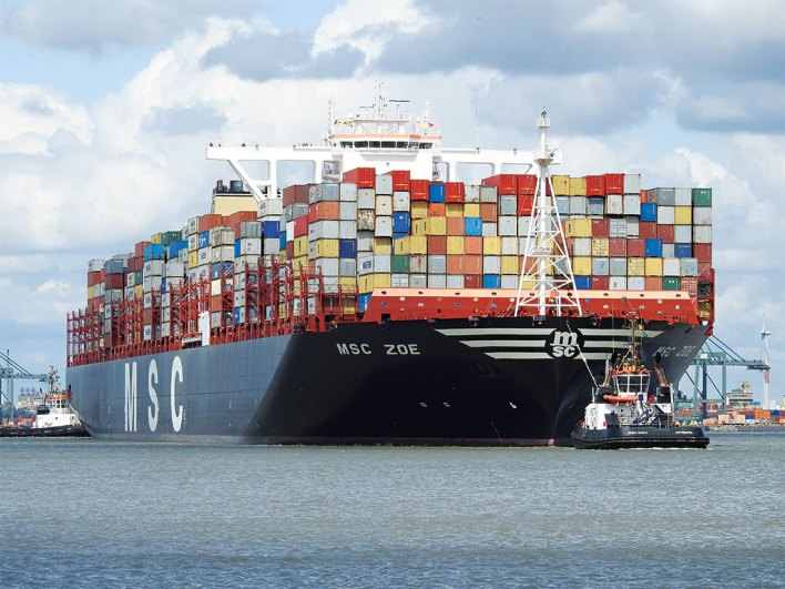 The Port of Antwerp leads the way in terms of sustainable shipping – European CEO
