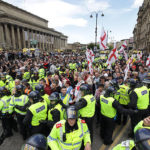 FLA Marches In UK As Battle For Britain Heats Up!