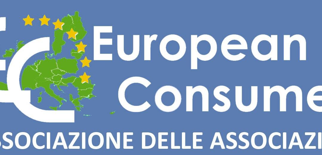 Un ringraziamento da European Consumers alla stampa libera