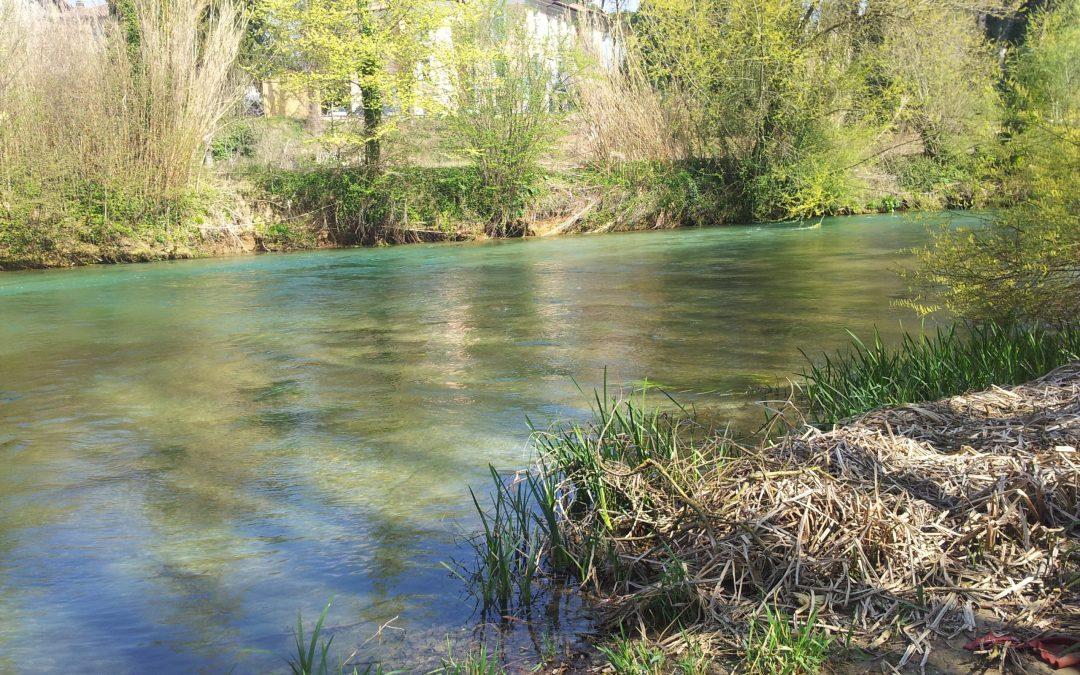 Comunicato stampa: Soldi per il fiume Velino: per salvarlo o per distruggerlo?