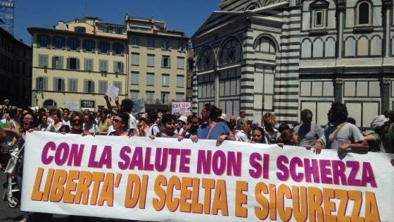 L'obbligo vaccinale Italiano viola le norme etiche del consiglio d'Europa e i diritti umani