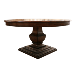 Italian Dining Chairs Australia Ikea Chair Price European Design Round Pedestal Table With Parquetry Top
