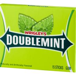 Wrigley's Doublemint Gums 15 Sticks