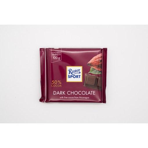 Ritter Sport Dark Chocolate 100g