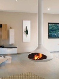Focus Fires - Indoor & Outdoor Suspended Fireplaces ...