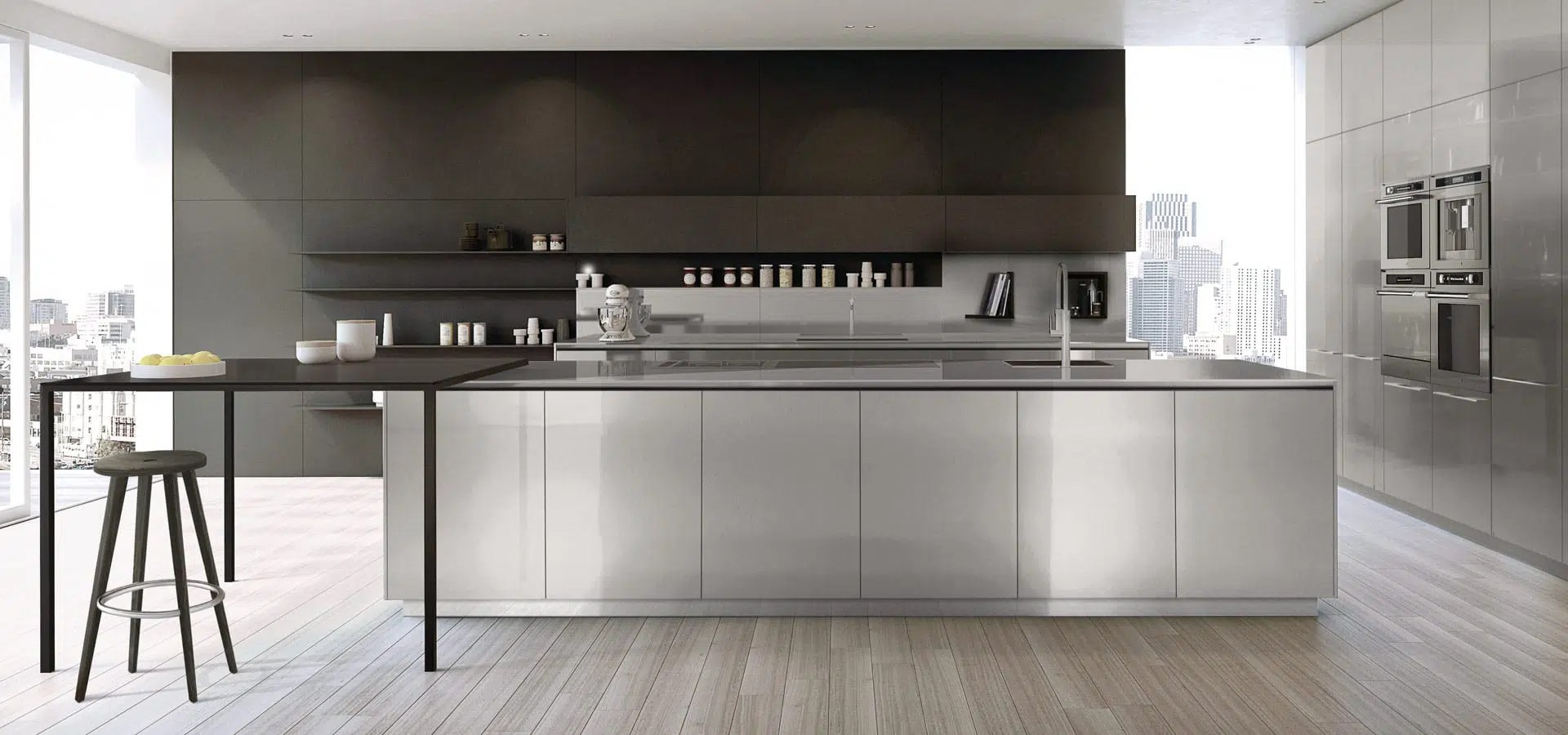 Modern european kitchens, contemporary kitchen design