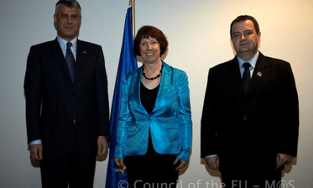Kudos to the Kosovo–Serbia Agreement