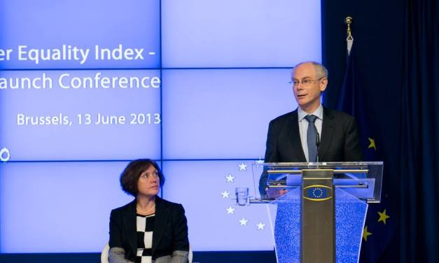 First Gender Equality Index Reveals Gender Equality is Only 'Half-Reality' For The EU