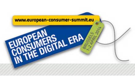 European Consumer Summit 2014: Boosting consumer rights in the digital era