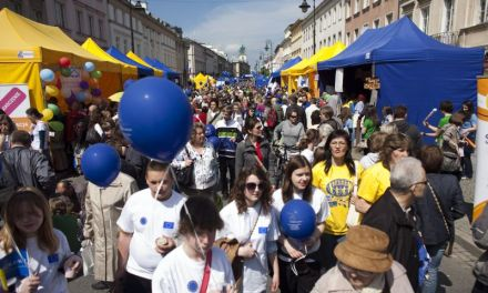Europe Day: the Future of Europe Starts in Your Living Room