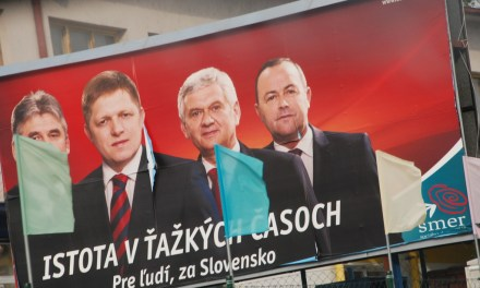 Conservative Socialism: the Curious Case of Slovakia's Social Democratic Party