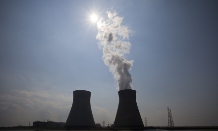 Is Europe being left behind in nuclear energy development?