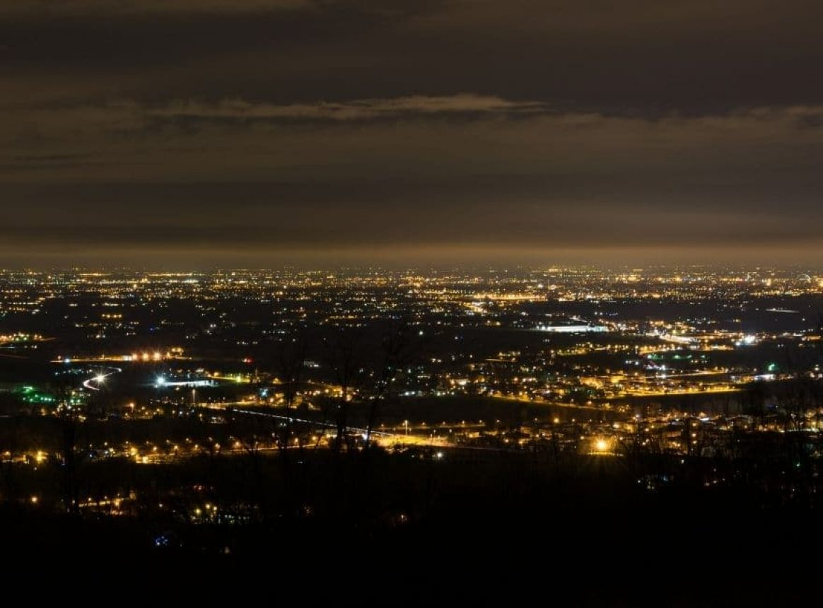 Artificial lighting is 'extremely disruptive' to the natural world